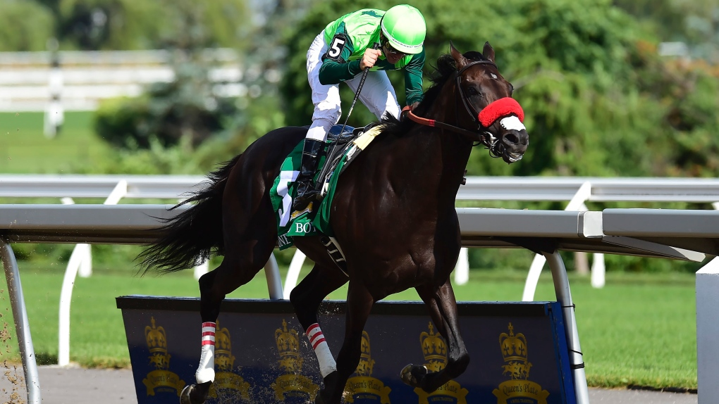 One Bad Boy wins Queen's Plate