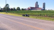 Drayton Motorcyle Crash