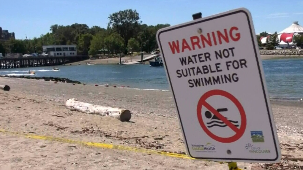 Deep Cove, Harrison Lake Lagoon closed to swimming due to E. coli
