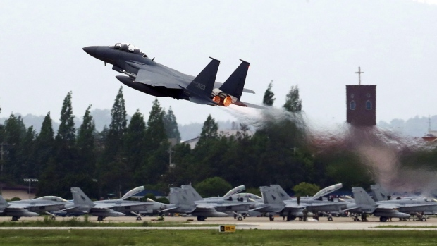 South Korea launches fighter jets over bird confusion   CTV News