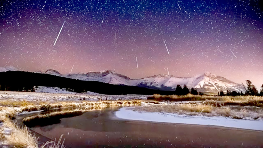 Astrophotography Crowsnest Pass