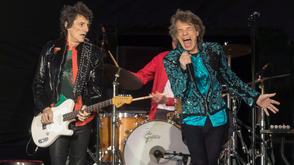 The Rolling Stones postpone Minneapolis performance