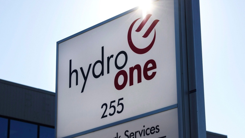 A Hydro One power outage is affecting more than 1,000 customers in Greater Sudbury. (File)