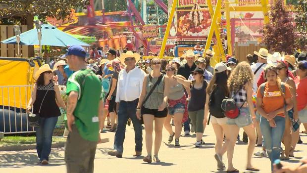 Cannabis users won't be allowed to consume on the Calgary Stampede grounds this year.