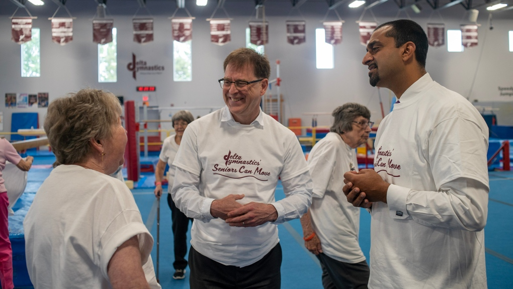 Successful B.C. gymnastics program for seniors to be piloted at other facilities