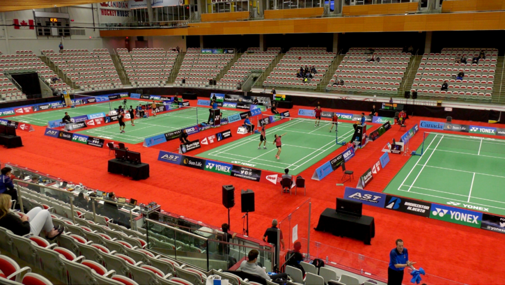 Winsport is hosting badminton qualifications