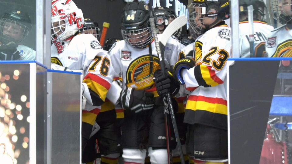 Players and organizers said the main goal of the Brick Invitational Hockey Tournament is for the young athletes to have fun.