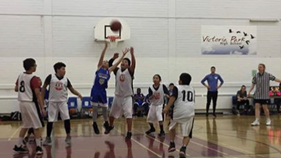 An Indigenous basketball program is crying foul, after a Calgary referees organization imposed a ban on Kainai teams.
