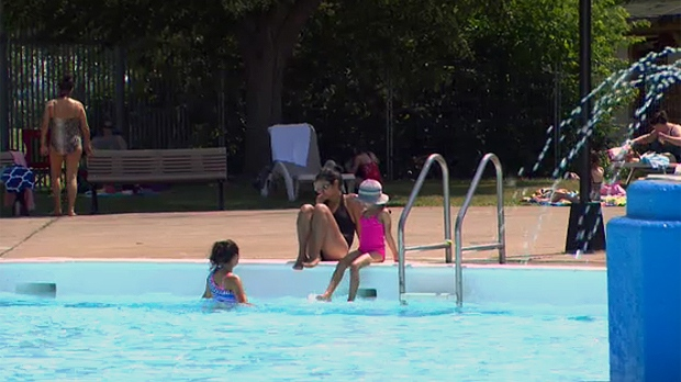 In the event of a heat emergency pools will be open longer, people without air conditioning at home will be encouraged to visit buildings where the climate is controlled, and health workers will expect to deal with more calls than usual.