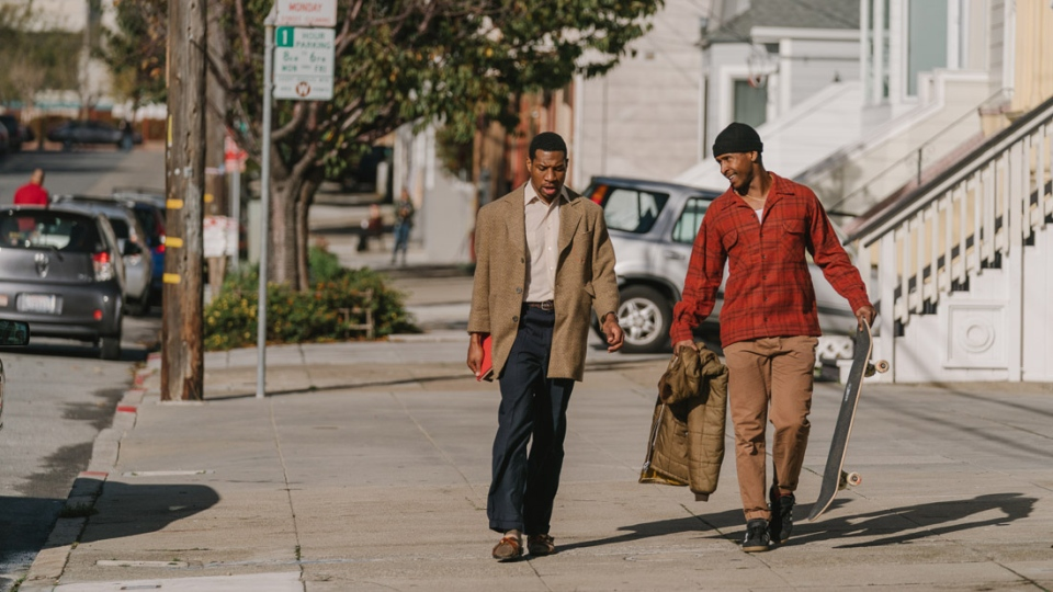 A scene from 'The Last Black Man in San Francisco' can be seen in this image. (Peter Prato/ Sundance Institute)