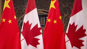 Beijing has sentenced two other Canadians to death for drug trafficking and blocked imports of Canadian agricultural products worth billions of dollars. (AFP)