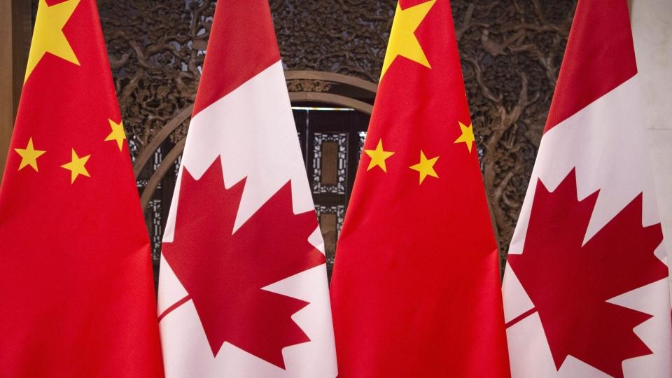 Canada and China