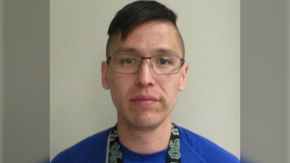 Jonathan Cardinal is seen in an image provided by the Vancouver police.