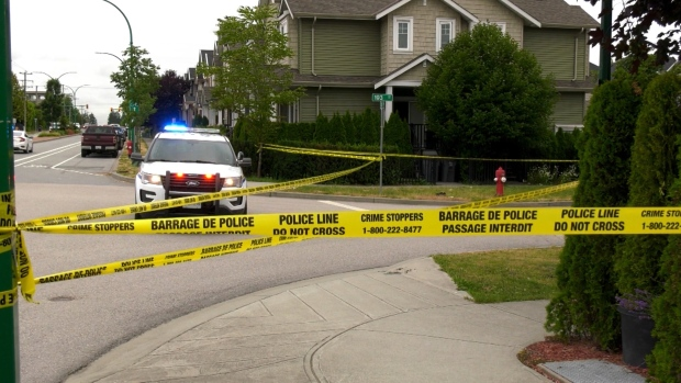Langley RCMP officer fires gun in investigation that crossed