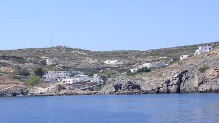 The Greek island of Antikythera has been developing a program in hopes of attracting families. (Kythira.info)