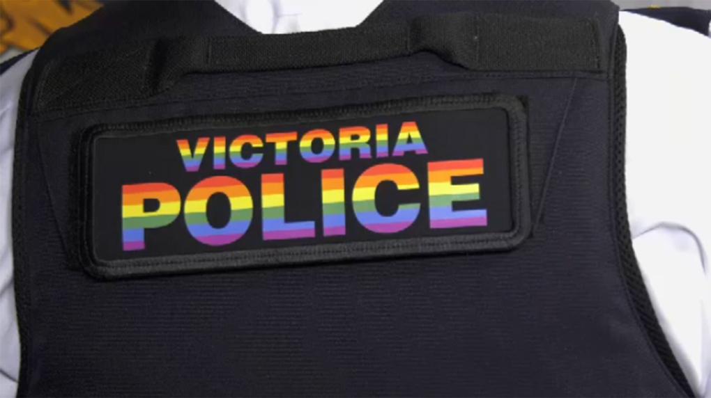 Victoria police pride