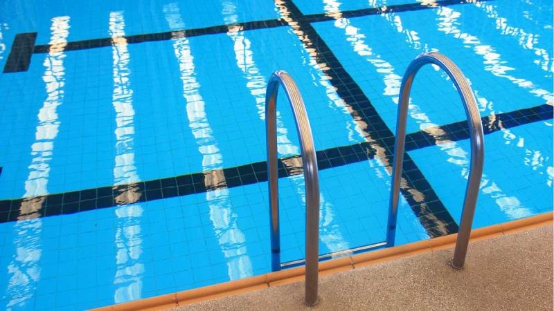 A swimming pool is seen in this undated file photo. (Shutterstock  / Taweesak Jaroensin)
