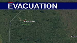 Timmins accepting evacuees from Keewaywin