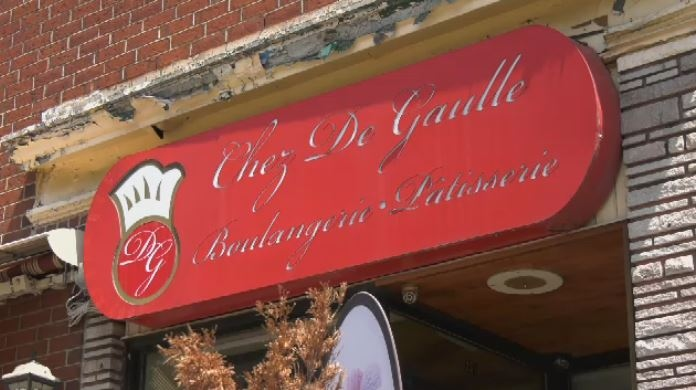 Chez De Gaulle will close in two weeks