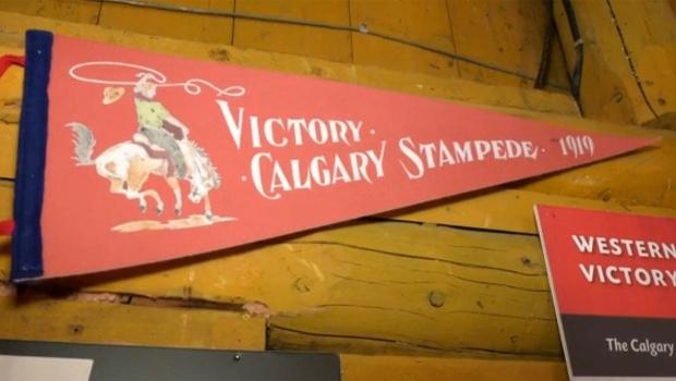 calgary stampede history rodeo victory veterans