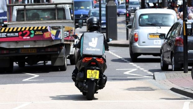 Amazon's Deliveroo investment scrutinized by United Kingdom competition watchdog