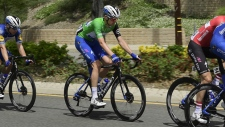 Kasper Asgreen at the Tour of California