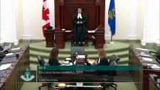 Bill 8 filibuster