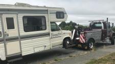 RV towed