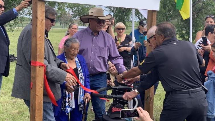 George Gordon First Nation announces 579 acre urban reserve