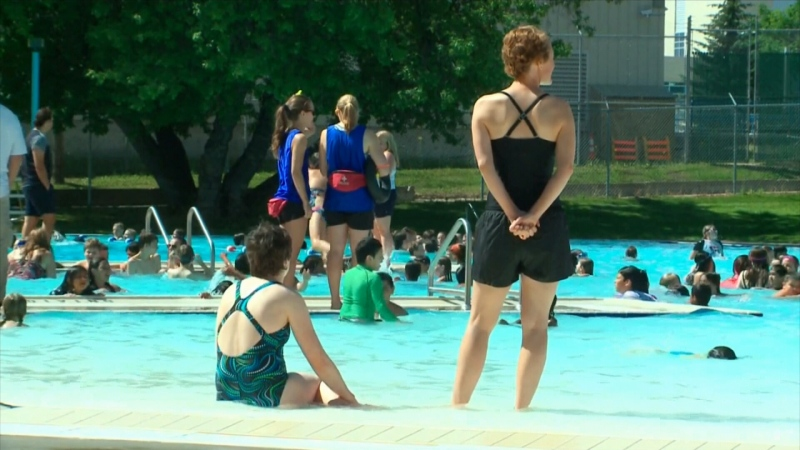 Warning over pool parasite