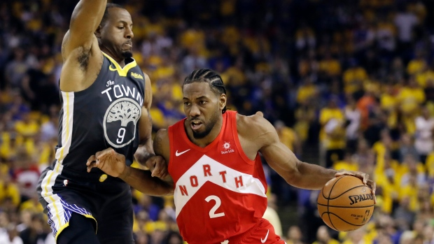 0cf098d61e3bb Star forward Kawhi Leonard leaves Raptors for LA Clippers: Sources ...