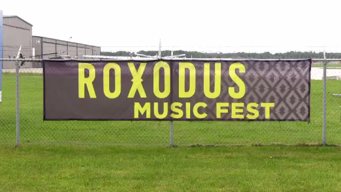 Eventbrite says that ticketholders to the cancelled Roxodus Music Fest 2019 will be getting their money back.