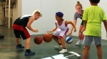 New youth basketball camp opens