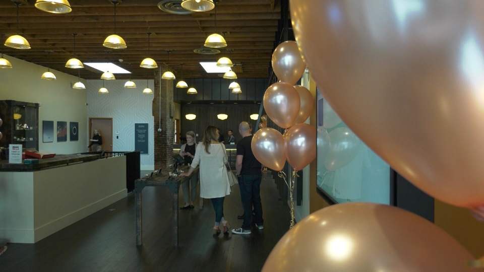 Muse Canada opens its first recreational cannabis store on South Granville in Vancouver.