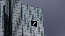 Deutsche Bank in Frankfurt, Germany