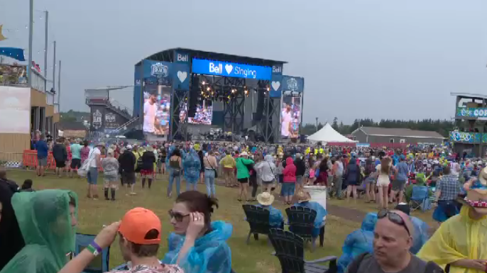 Cavendish Beach wins national award for best country music festival
