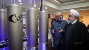 CTV National News: Iran vows to boost uranium
