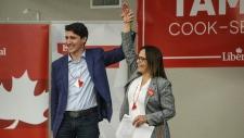 Trudeau, Cook-Searson