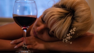 Women who gave up alcohol during a four-year period showed greater improvements in their mental well-being than all men and all women with different drinking behaviours, according to a new study. (Mahrael Boutros / Pexels)