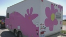 Sawatsky Sign-Off- Pink Trailer Trip
