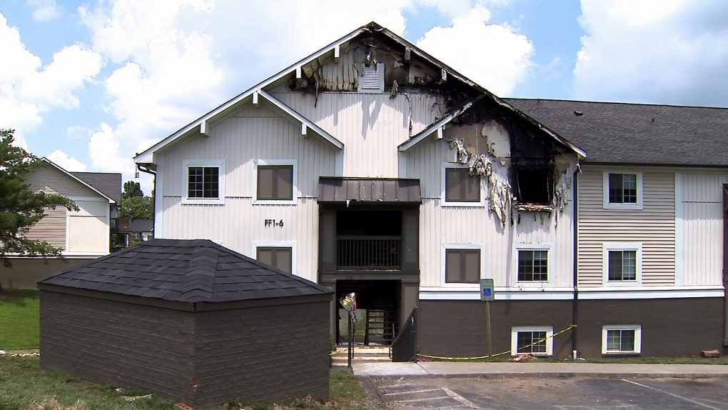 Apartment fire kills infant, injures 5 children while parents out at club: police