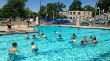 LaSalle Outdoor Pool