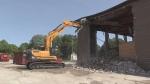 Central United Church demolition
