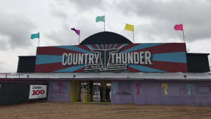 The Country Thunder grounds ahead of the 2019 festival in Craven, Sask. (Cally Stephanow/CTV Regina)
