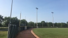 Council has approved a new lighting system for Cullen Field at Mic Mac Park in Windsor. ( Bob Bellacicco / CTV Windsor )