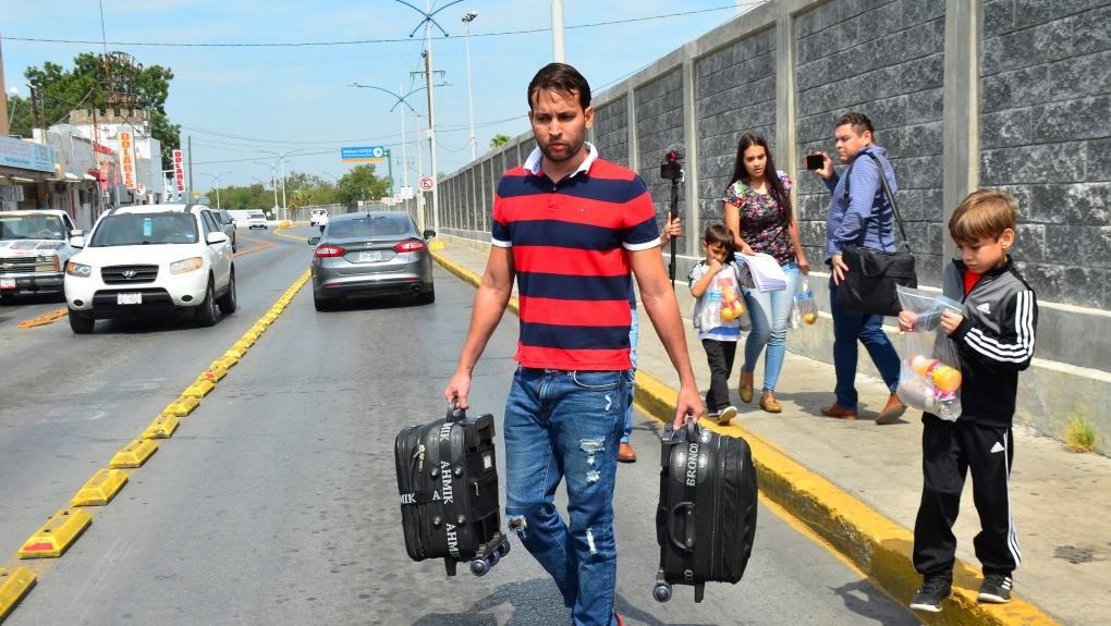 refugees seeking asylum