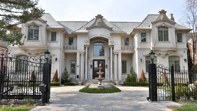 Toronto Bridle Path mansion