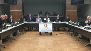 At a board meeting on Wednesday evening, commissioners said that while their attempt for a quick resolution failed they still have many legal possibilities at their disposal.
