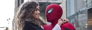 A scene from 'Spider-Man: Far From Home'