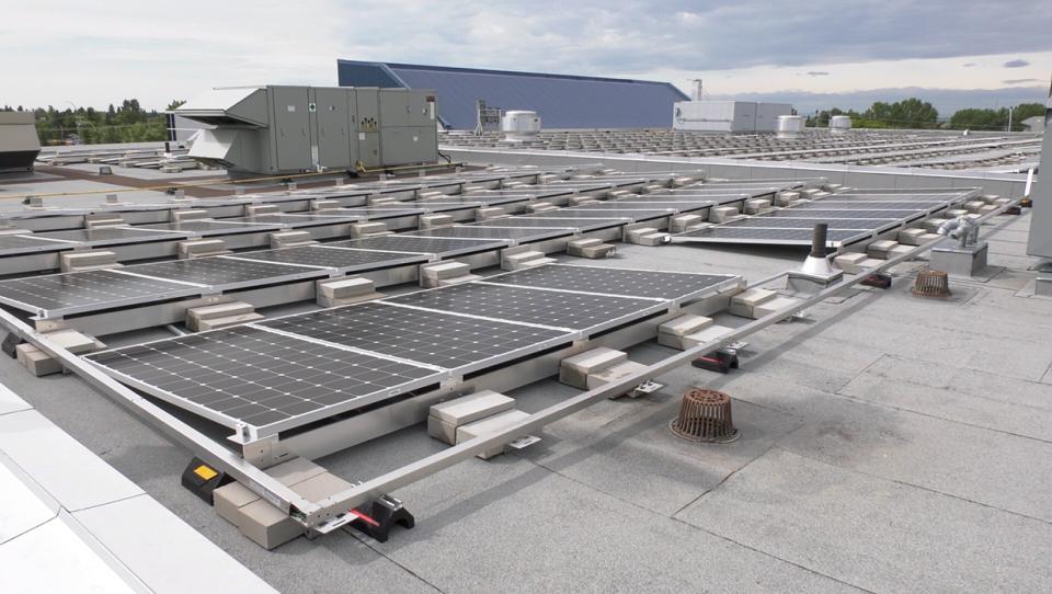 Solar Array, Genesis Centre, solar system, energy